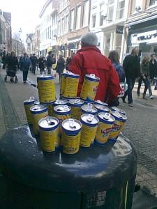 spontane kunst, diezerstraat Zwolle
